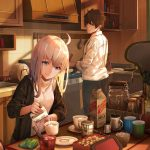 3 อนิเมะทำอาหารที่คุณห้ามพลาด!!!
