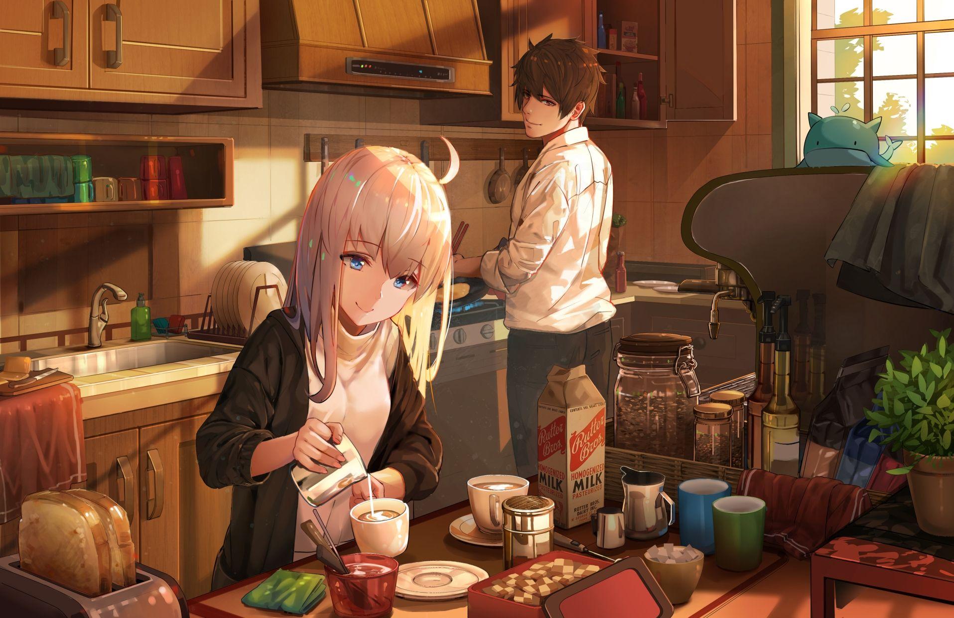อนิเมะทำอาหาร